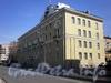 Большеохтинский пр., д. 7. Общий вид здания. Фото апрель 2009 г.