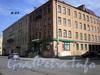 Дома 21 и 23 по Большеохтинскому проспекту. Фото апрель 2009 г.