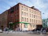 Большеохтинский пр., д. 21. Общий вид здания. Фото апрель 2009 г.