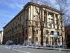 Большеохтинский пр., д. 31. Общий вид здания. Фото апрель 2009 г.