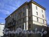 Большеохтинский пр., д. 37 / Синявинская ул., д. 1.жилой дом. Фасад по проспекту. Фото апрель 2009 г.