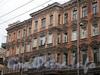 Владимирский пр., д. 6. Бывший доходный дом. Фрагмент фасада. Фото март 2010 г.