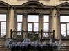 Владимирский пр., д. 14. Балкон. Фото июнь 2009 г.