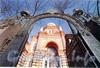 Лермонтовский пр., д. 2. Хоральная синагога. Фото 2004 г. (из книги «Старая Коломна»)