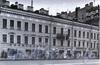 Невский пр., д. 114. Дом П. И. Богданова. Фасад здания. Фото 1970-х годов. (из книги «Историческая застройка Санкт-Петербурга»)