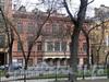 Большой пр. В.О., д. 3 / ул. Репина, д. 16. Доходный дом М. А. Соловейчика. Фасад по проспекту. Фото май 2010 г.