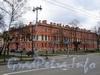 Большой пр. В.О., д. 8 / 3-я линия В.О., д. 4. Доходный дом Юнкера. Общий вид здания. Фото май 2010 г.