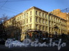 Средний пр., д. 13 / 2-я линия В.О., д. 41. Бывший доходный дом. Общий вид здания. Фото февраль 2010 г.