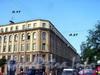 Пр. Чернышевского, д. 17 / Фурштатская ул., д. 27. Общий вид. Фото июль 2004 г.