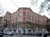 Клинский пр., д. 9 / Верейская ул., д. 19. Общий вид здания. Фото май 2010 г.