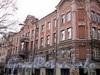 Клинский пр., д. 9 / Верейская ул., д. 19. Фасад по проспекту. Фото май 2010 г.