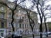 Клинский пр., д. 10. Фасад по проспекту. Фото май 2010 г.