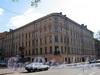 Клинский пр., д. 16 / Подольская ул., д. 23. Общий вид здания. Фото май 2010 г.