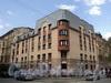 Клинский пр., д. 11 / Подольская ул., д. 18 . Общий вид здания. Фото май 2010 г.