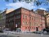 Клинский пр., д. 18 / Серпуховская ул., д. 20. Общий вид здания. Фото май 2010 г.