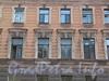 Клинский пр., д. 22. Фрагмент фасада здания. Фото май 2010 г.