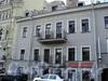 Клинский пр., д. 23. Фасад левой части здания. Фото май 2010 г.