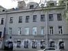 Клинский пр., д. 23. Фасад правой части здания. Фото май 2010 г.