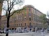 Клинский пр., д. 24 / Бронницкая ул., д. 15. Общий вид здания. Фото май 2010 г.