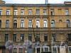 Малодетскосельский пр., д. 4 / Можайская ул., д. 40. Фрагмент фасада по проспекту. Фото май 2010 г.