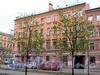 Малодетскосельский пр., д. 6 / Можайская ул., д. 41 (угловая часть). Фасад по проспекту. Фото май 2010 г.