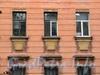 Малодетскосельский пр., д. 6 / Можайская ул., д. 41 (угловая часть). Фрагмент фасада по проспекту. Фото май 2010 г.