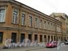 Малодетскосельский пр., д. 15 / Серпуховская ул., д. 38. Фасад по проспекту. Фото май 2010 г.