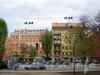 Дома 24 и 26 по Малодетскосельскому проспекту. Фото май 2010 г.
