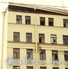 Лиговский пр., 145. Трещина между внешней стеной и крышей, после обрушения перекрытий. Фото 1 сентября 2010 г.