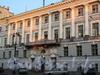 Адмиралтейский пр., д. 6. Фрагмент фасада. Фото август 2010 г.