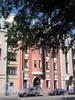 Константиновский пр., д. 1 / Депутатская ул., д. 24. Центральный корпус комплекса по Константиновскому проспекту (перестроенный особняк М.Г. Пископа). Фото июнь 2010 г.
