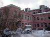 Константиновский пр., д. 14-16. Левое крыло здания. Фото декабрь 2009 г.