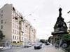 Старо-Петергофский пр., д. 28. После реконструкции здания. Фото 2000 г. (с сайта строительной компании «Источник-Строй»)