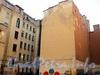 Загородный пр., д. 60 / Верейская ул., д. 2. Во дворе дома. Фото август 2010 г.