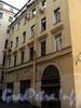 Загородный пр., д. 60 / Верейская ул., д. 2. Дворовый флигель. Фото август 2010 г.