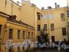 Загородный пр., д. 58 / Можайская ул., д. 1. Во дворе дома. Фото август 2010 г.