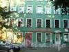 Московский пр., д. 66. Фрагмент фасада по Московскому проспекту. Фото 2010 года.