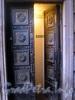 Дом эмира Бухарского. Двери одного из подъездов.