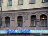Каменноостровский пр., д. 45 (правая часть). Фрагмент фасада дома