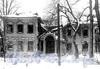 Пр. Энгельса, д. 4. Общий вид. Фото 1990-х годов. (с сайта компании «Град-Инвест»)