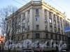 Каменноостровский пр., д. 47. Фасад дома со стороны р. Карповки