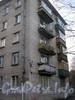 Ленинский пр., д. 178, корп. 3. Фасад дома со стороны торца