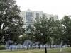 Проспект Космонавтов, дом 37,жилой комплекс «Доминанта». Фото август 2010 г.