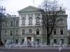 Московский пр., д. 108. Здание бывшей Чубыкинской богадельни, Фрагмент фасада.