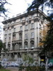 Кронверкский пр., д. 5. Лицевой фасад. Фото октябрь 2010 г.