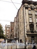 Кронверкский пр., д. 5. Общий вид с Кронверкского проспекта. Фото октябрь 2010 г.