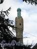 Кронверкский пр., д. 7. Соборная мечеть. Минарет. Фото октябрь 2010 г.