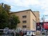 Кронверкский пр., д. 9. Корпус секторной формы. Фото октябрь 2010 г.