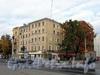 Кронверкский пр., д. 13 / Крестьянский пер., д. 2. Общий вид. Фото октябрь 2010 г.