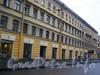 Невский проспект, дом 113 / Полтавская улица, до 4. Общий вид фасада здания. Фото 2006 года.